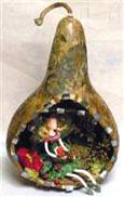 Fairy gourd design