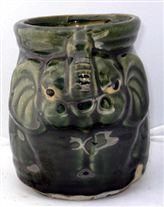 Lucky bamboo vase 7