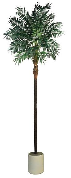 Bulb Areca Palm Tree 13 inch