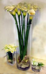 Artificial Callas White