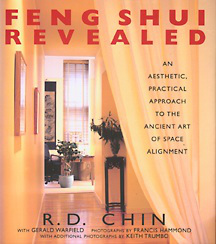 Feng Shui Revealed. A book by R.D Chin