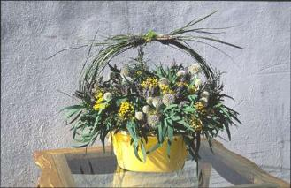 French Provence Style Basket