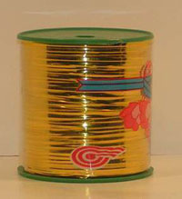 Gold chinese wire
