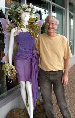 Paolo Calvenzani, floral entrepreneur