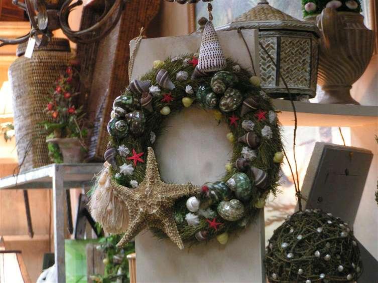 Marine wreath