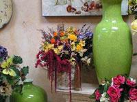 Silk Orchids Arrangement